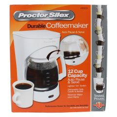 Proctor Silex 12 Cup Coffee Maker