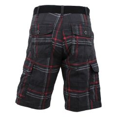 KroBar Denim Cargo Shorts