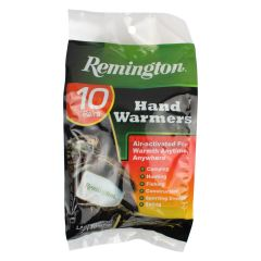 Remington Hand Warmers 10 Pack