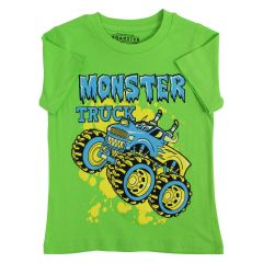 Roadster Est. 1955 Printed T Shirt Green