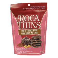 Brown & Haley Roca Thins Milk Chocolate 150g