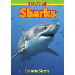Kids World Sharks Book
