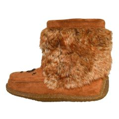 Mukluk Short Winter Boot Brown