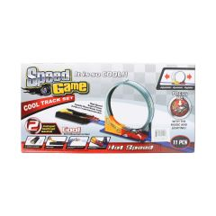 Speed Game Race Car Track