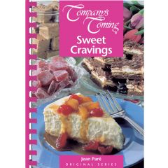 Company's Coming Sweet Cravings Cookbook