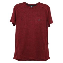 Rawlings Short Sleeve Active T Shirt Red