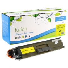 fuzion™ New Compatible TN315Y Toner Cartridge Yellow