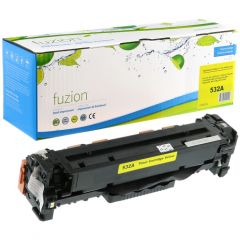 fuzion™ Re-Manufactured  532 A Toner Cartridge Yellow