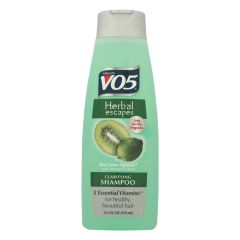 V05 Kiwi Lime Herbal Shampoo 370ml