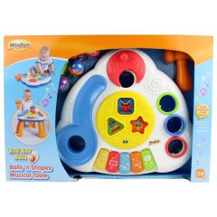 Winfun Balls 'n' Shapes Musical Table