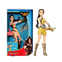 Wonder Woman Action Doll with Bow and Arrow