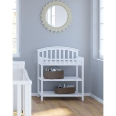 Graco Baby Changing Table White