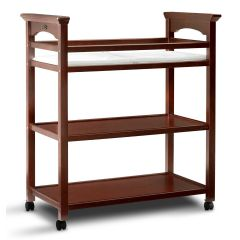 Graco Lauren Baby Changing Table Cherry