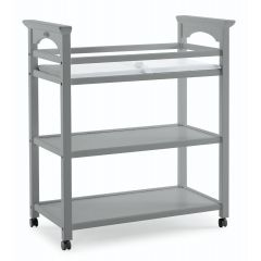 Graco Lauren Baby Changing Table Gray