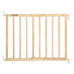 Storkcraft Easy Walk-Thru Safety Gate Natural
