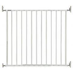Storkcraft Easy Walk-Thru Metal Safety Gate White