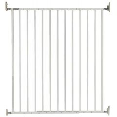 Storkcraft Easy Walk-Thru Tall Metal Safety Gate White
