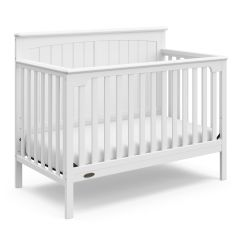 Graco Ellis 4 In 1 Convertible Crib White
