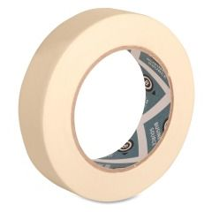 Business Source Utility Purpose Masking Tape 1 Inch 60 Yard Roll