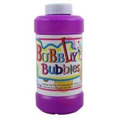 Bubbly Bubbles Assorted Colors 8oz with Wand