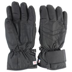 Hot Paws Snow Gauntlet Glove Black