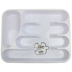 Heaps Plastic Cutlery Tray