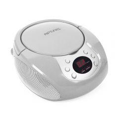 Riptunes Portable Stereo with CD & AM/FM Radio
