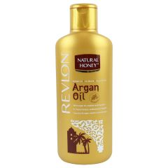 Revlon Natural Honey Shower Gel Argan Oil 650 ml