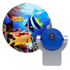 Projectables LED Tropical Fish Night Light