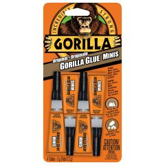 Gorilla Glue Mini Tubes 4Pk