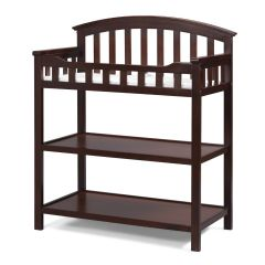 Graco Baby Changing Table Cherry