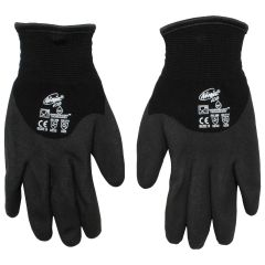Ninja Ice Men's Work Gloves Black