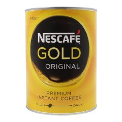 Nescafe Gold Premium Instant Coffee 440 gm