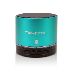 Nakamichi Round Wireless Speaker Green