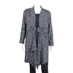 Guilty Plus Size Collared Cardigan