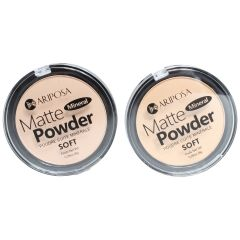Mariposa Matte Face Powder Light