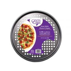 Chef Elite Non Stick Pizza Crisper 12 In