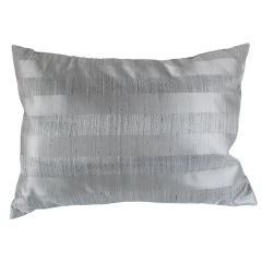 Home Decor Oblong Silk Cushion
