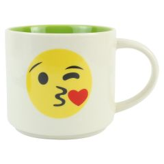 Emoji Coffee Mugs