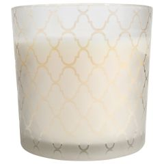 Lattice Jar Candle in Peppermint Twist 19oz