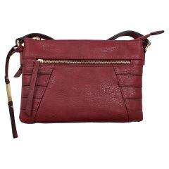 KG&B Design Cross Body Bag Red