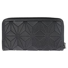 KG&B Geometric Wallet Black Large