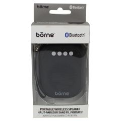 Borne Bluetooth Portable Wireless Pocket Speaker