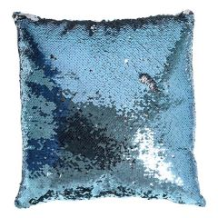 Home Essentials Sequin Cushion 15 x 15 In Assorted
