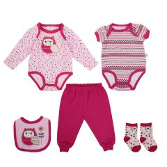 Duck Duck Goose 5 Piece Clothing Set