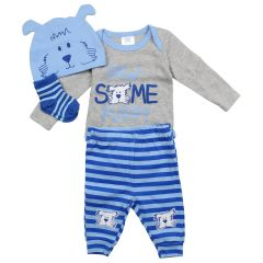 Baby Mode 4 Piece Clothing Set