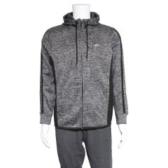 Rawlings Zip Up Hoodie Charcoal