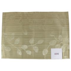 Safdie & Co Jacquard Placemat 13 x 19in