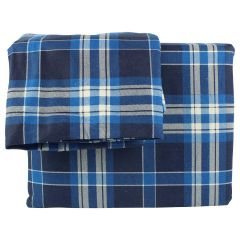 Utica Flannel Sheet Set Queen