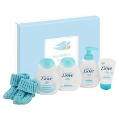 Baby Dove 5 Piece Gift Set